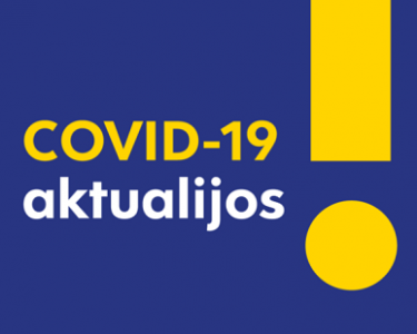 VMI nuo COVID-19 nukentėjusius savarankiškai dirbančius gyventojus kviečia teikti paraiškas subsidijai gauti