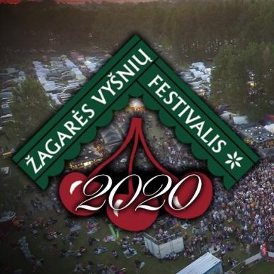 Žagarės vyšnių festivalis 2020