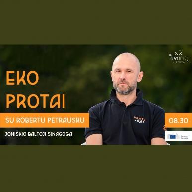 Robertas Petrauskas meta protų kovų iššūkį Joniškiui